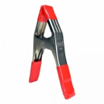 Bessey Steel Spring Clamp - 3 in. Red